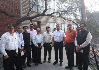 Pune VC Visit to Bhau